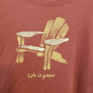 Life Is Good Tops - Life is good tee's